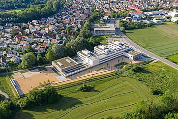 Neue Turnhalle Realschule Freising