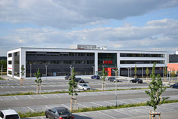 Administration Building for REWE