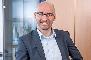 Dipl.-Wirtsch.-Ing. Jörg Schwarz Geschäftsführer C + P Dynamic Living Sources GmbH & Co. KG Angelburg.