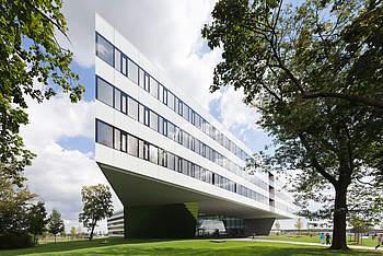 Forschungsgebäude adidas Laces