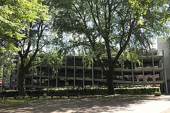 Preflex Parking Garage University Medical Center Hamburg