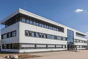 Aufstockung Büro- und Verwaltungsgebäude