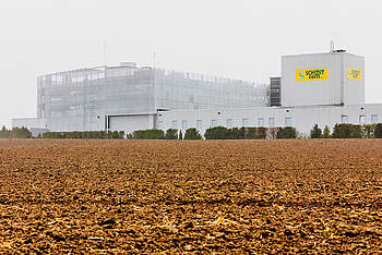 Construction of a New Employee Parking Deck in Luxemburg