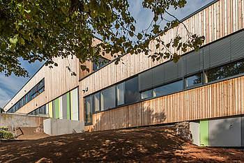 Energy-Efficient Modernization of a High School