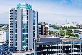 Facade Design for a Hotel Building