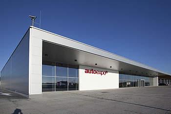 Used Car Showroom for AutoExpo