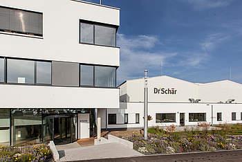 Neues Bürogebäude mit Innenwirkung