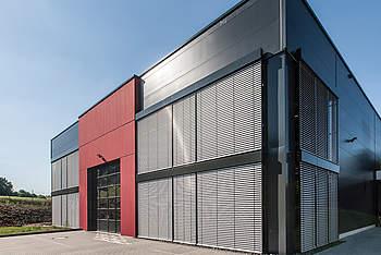 Produktionshalle inklusive Büroflächen