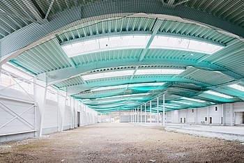 Produktions- & Lagerhalle mit Bürotrakt