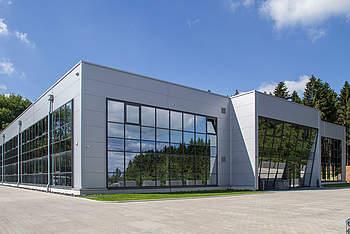 Neubau Produktionshalle inklusive Büro