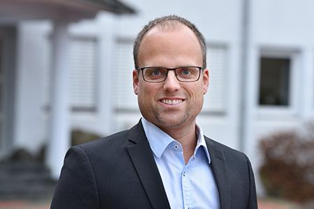 Marco Soldan Geschäftsführer C + P Leichtmetallbau GmbH & Co. KG Angelburg.