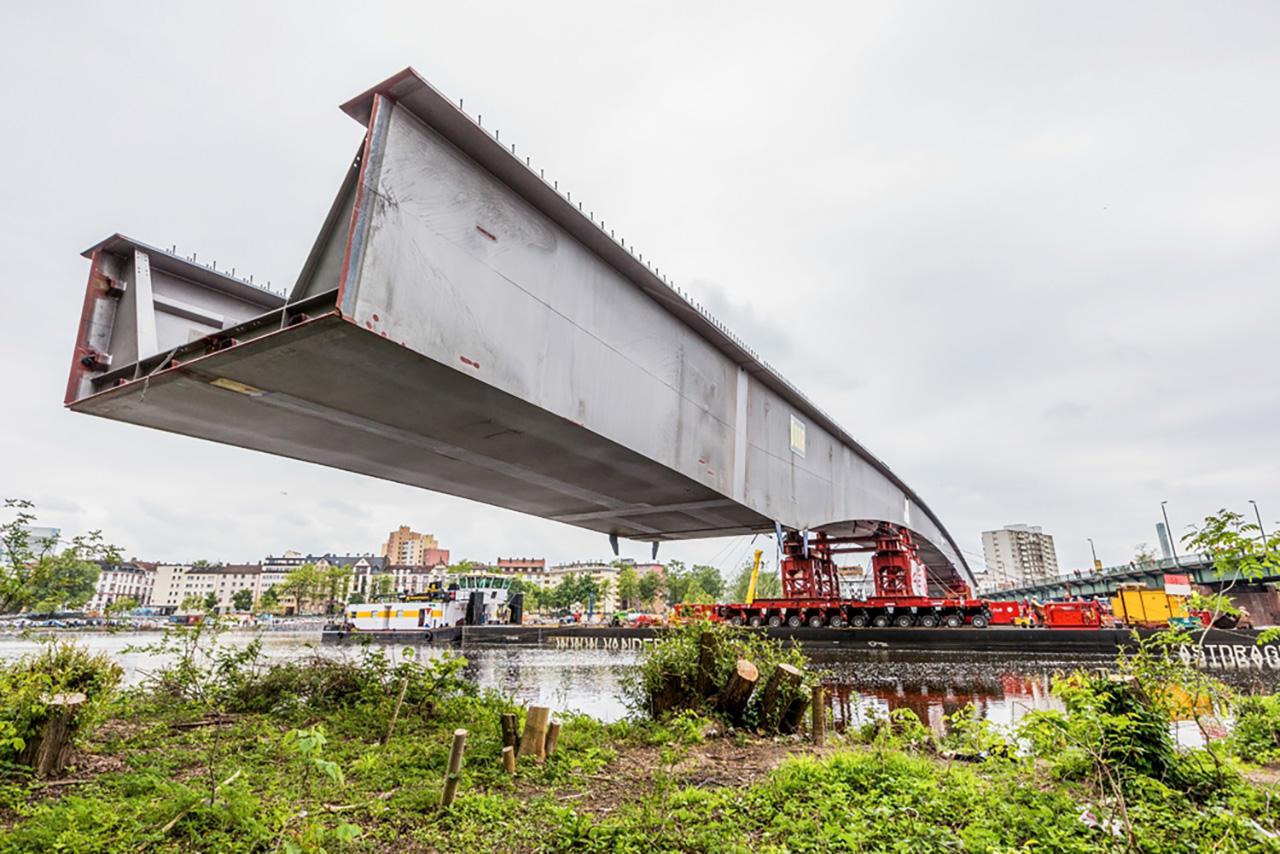 Carl-Ulrich-Brücke Offenbach